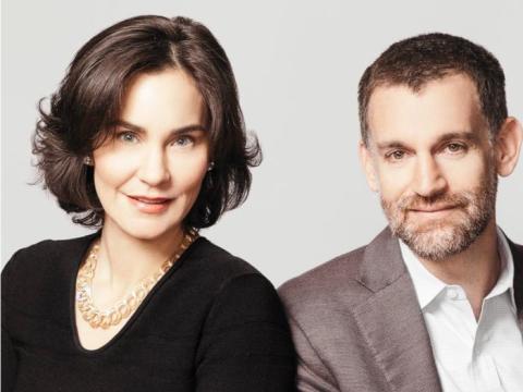 John y Laura Arnold