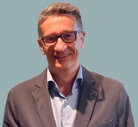 José Luis de Luna es el director de Servicios Aeroportuarios de Iberia desde febrero de 2021.