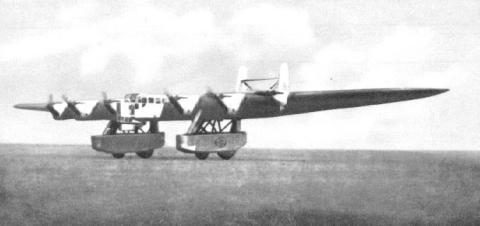 Kalinin K-7 avion