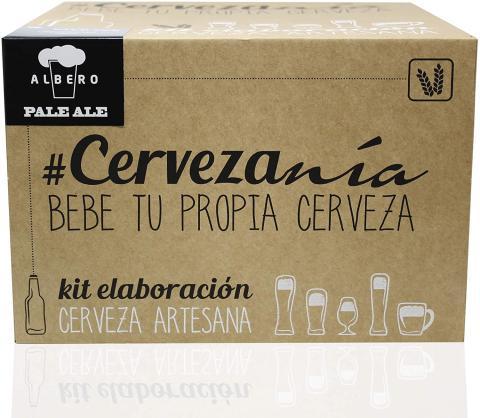 Kit cerveza Cervezanía