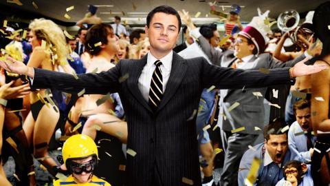 'El lobo de Wall Street'.