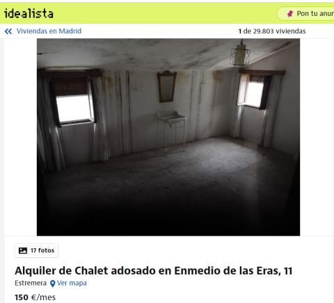Madrid – 150 euros