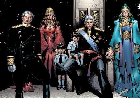 Magneto familia