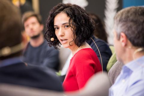 María Gutiérrez, CEO y fundadora de Hiwook