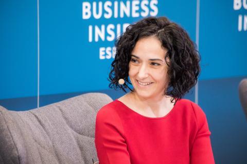 María Gutiérrez, CEO y fundadora de Hiwwok