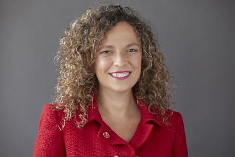 María Jesús López Solás es la directora Comercial y de Desarrollo de Red y Alianzas de Iberia.
