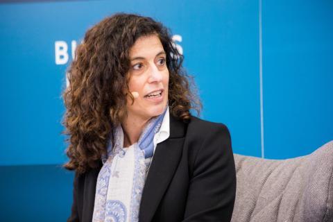 María José Martín, directora general de Talent Solutions en ManpowerGroup