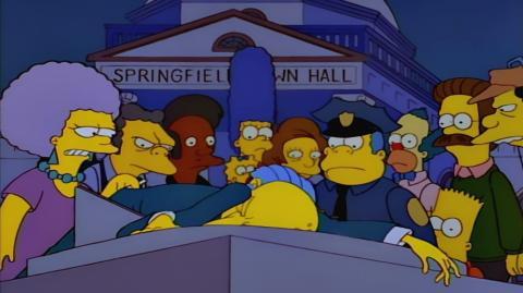 Los mejores capítulos de Los Simpsons; dónde ver