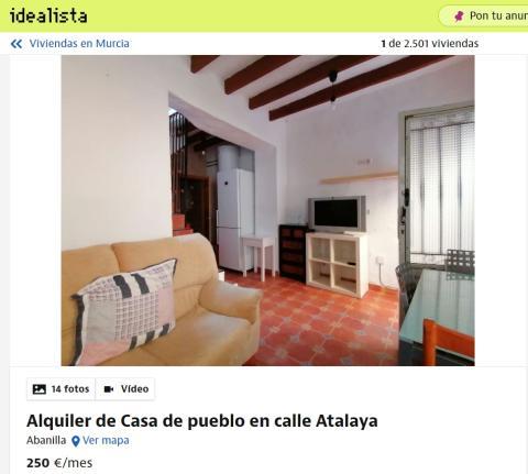 Murcia – 250 euros