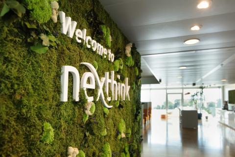 Oficinas de Nexthink.