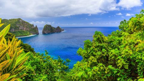 Pago Pago, en Samoa Americana