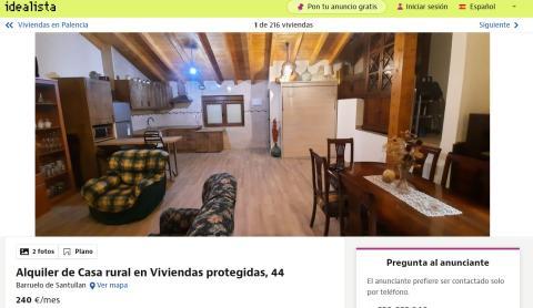 Palencia – 240 euros