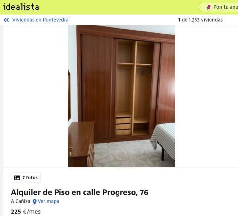 Pontevedra – 225 euros