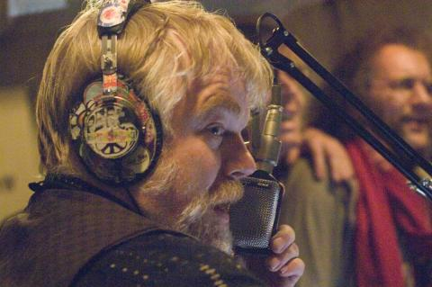 Fotograma de 'Radio Pirata'.