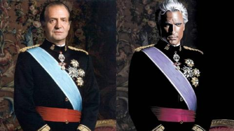 Rey Juan Carlos Magneto