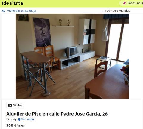 La Rioja – 300 euros