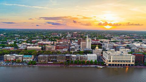 Savannah, Georgia, Estados Unidos.