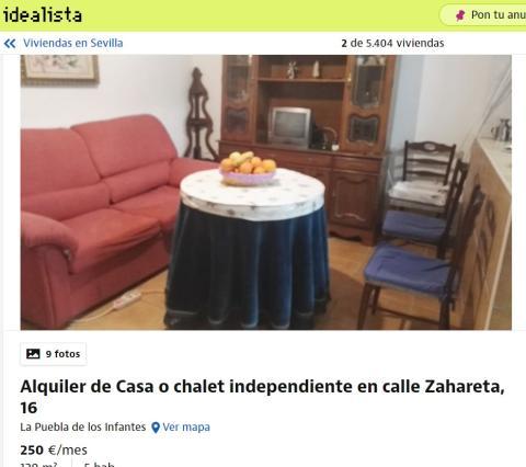 Sevilla – 250 euros