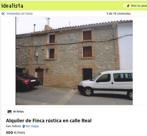 Soria – 300 euros