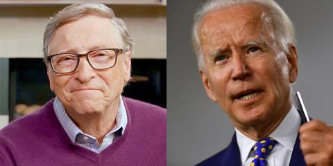 """""""Tengo muchas esperanzas de que consigamos algún cambio significativo"""", afirma Gates sobre la política climática de la Administración Biden."""