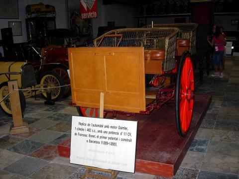 Triciclo Bonet