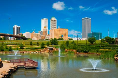 Tulsa, Georgia, Estados Unidos.