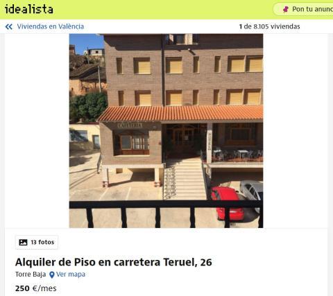 Valencia – 250 euros