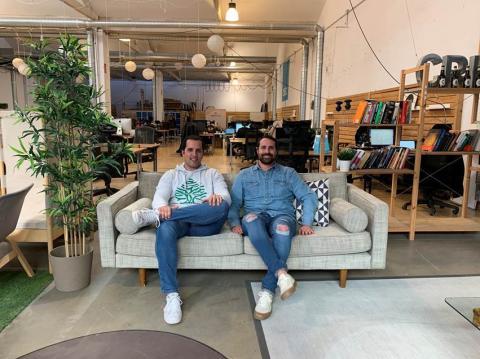 Víctor García Pujol (COO) y Eric Daniel Fernández (CEO), cofundadores de Kubbo