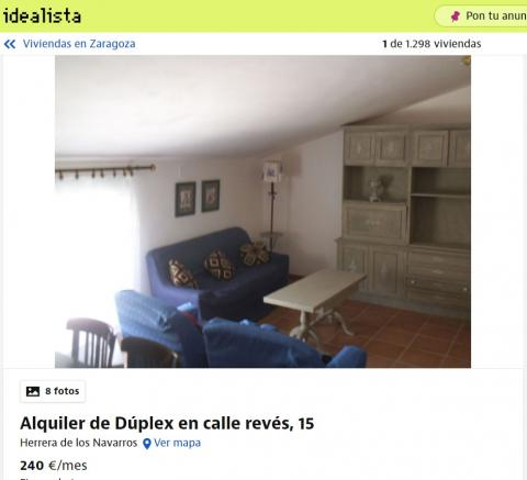 Zaragoza – 240 euros