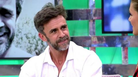 Alonso Caparrós en Sálvame (Telecinco)