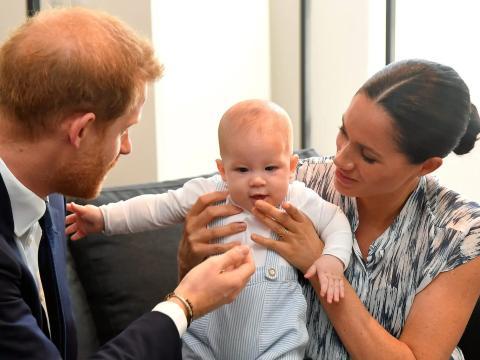 Ni Harry ni Markle revelaron qué miembros de la familia real participaron en las conversaciones.