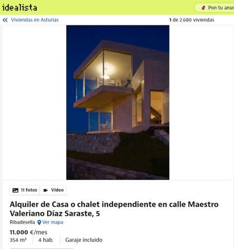 Asturias 11000 euros