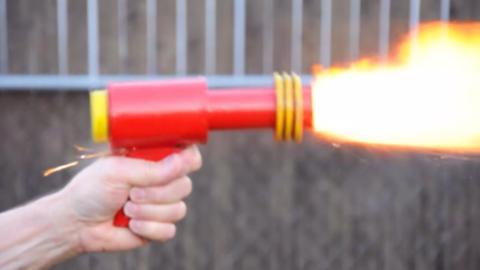 Austin Magic Pistol