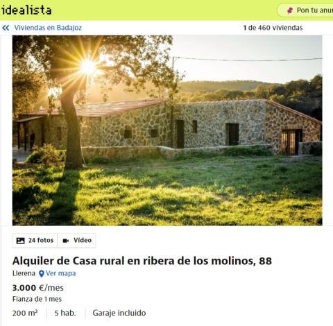 Badajoz – 3000 euros
