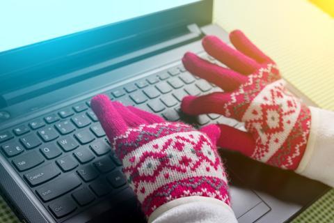 Bajas temperaturas en el trabajo
