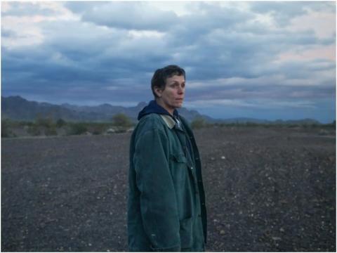 'Nomadland' está dirigida por Chloé Zhao.