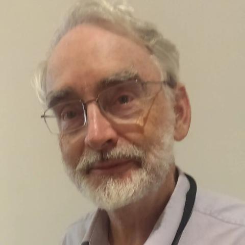 El profesor Stephen Evans.