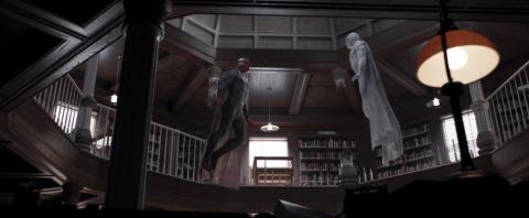 Paul Bettany en el episodio final de 'Wandavision'
