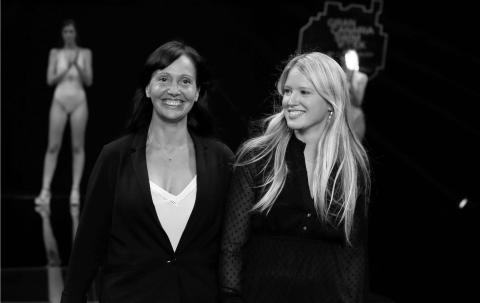 Peque de Fortuny y su hija Cristina Torras, diseñadoras y CEO de Bohodot.