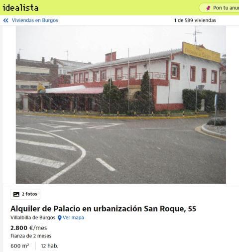 Burgos – 2800 euros