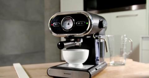 Cafetera espresso Lidl