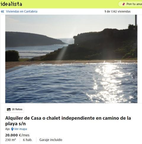 Cantabria – 20000 euros