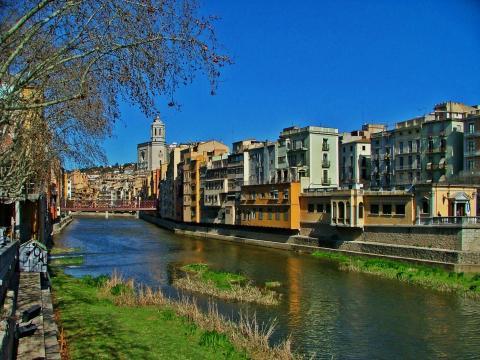 Casco Antiguo de Girona.