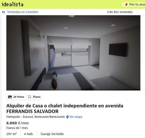 Castellón – 6000 euros
