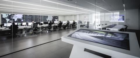 Centro tecnológico de Inditex
