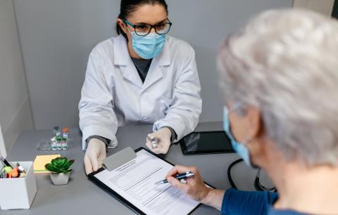 Cómo renovar la cartilla sanitaria