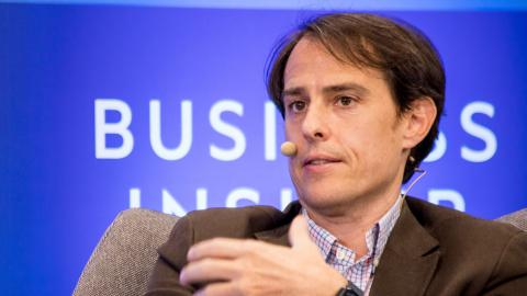 Daniel Largacha, director del centro global de operaciones de seguridad de Mapfre