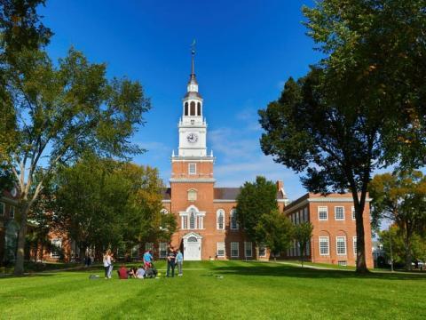 Dartmouth.