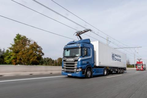 La eAutopista de Siemens en Alemania