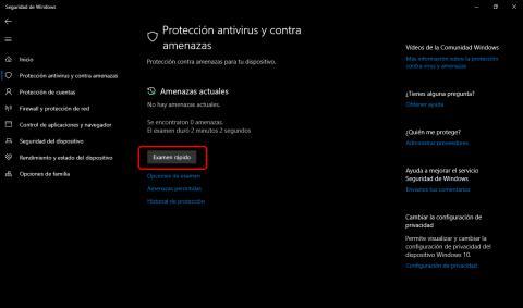 Examen seguridad Windows